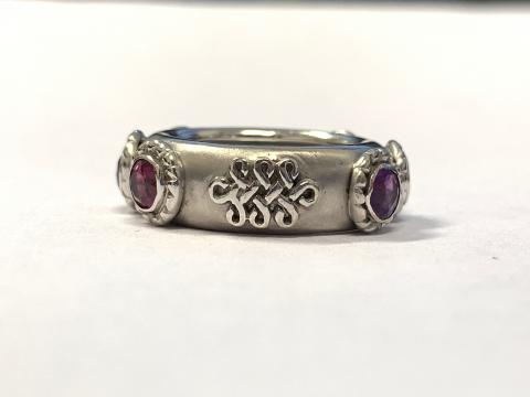 Multi Sapphire, Ruby and