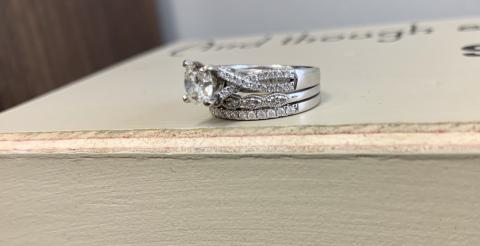 Helzberg 1.72ct Stunning Stack-able