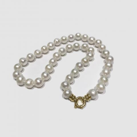 Freshwater Pearl Necklace with
