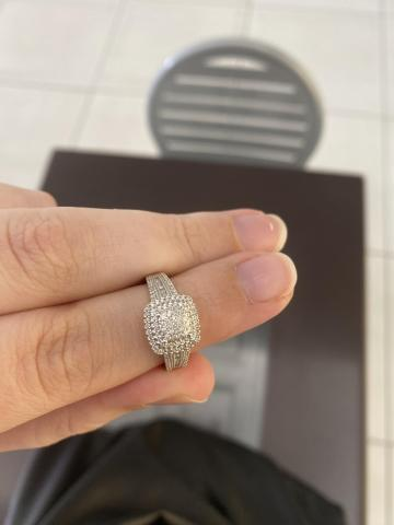 1/2 CTTW Diamond Ring