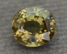 1.14ct Natural Color Changing