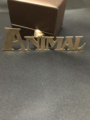 Customized Animal Nameplate