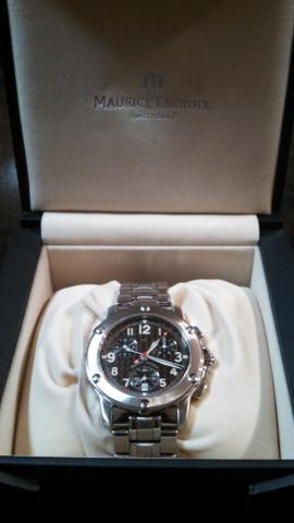 Men's Stainless Steel Maurice
