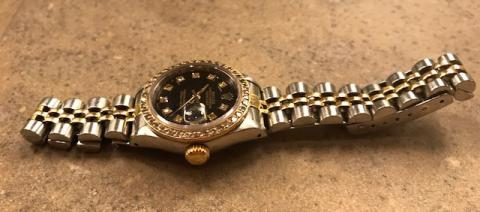Rolex- Ladies Oyster Perpetual