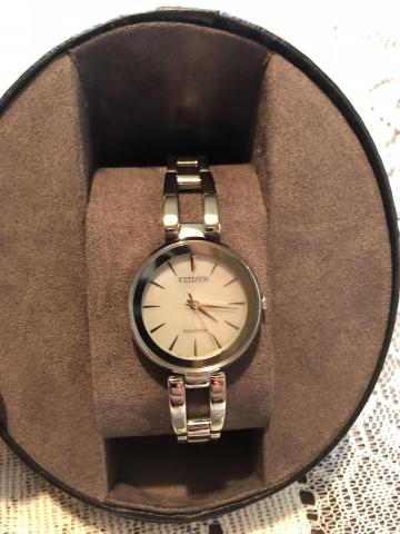 Citizen Eco ladies watch