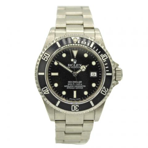 Rolex Sea-Dweller 40 mm