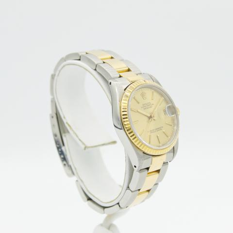 Mens Rolex Datejust Two