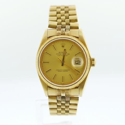 Vintage Datejust 36 mm