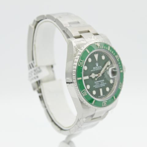 Rolex Submariner Hulk Stainless