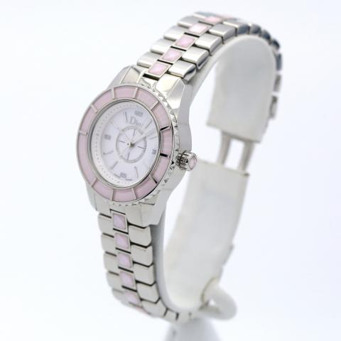 Womens Christian Dior Stainless
