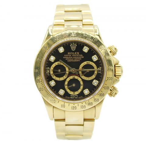 Men's Rolex Daytona 18k