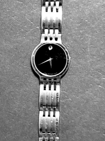 MOVADO LADIES STAINLESS STEEL