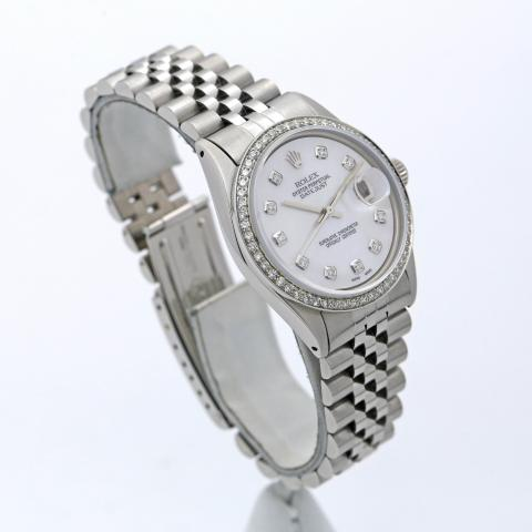 Rolex Datejust Stainless Steel