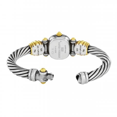 David Yurman Cable Silver