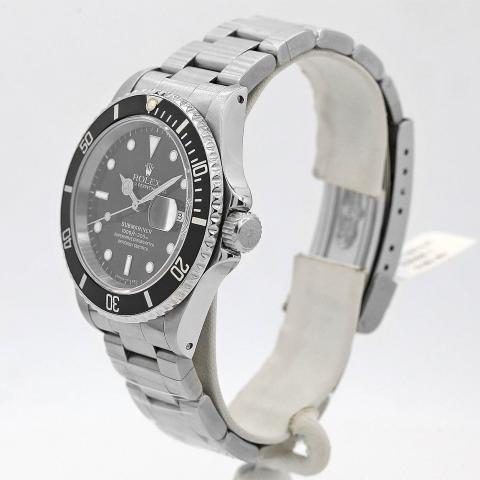 Rolex Submariner Date Stainless