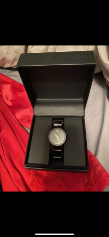 Movado men's watch