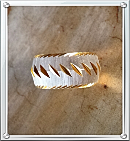 "New/Old/Stock~Stunning ""TIGRESS"" 14K Gold"