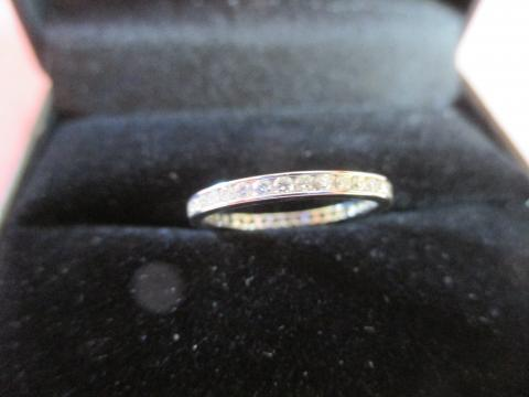 Diamond Eternity Band in