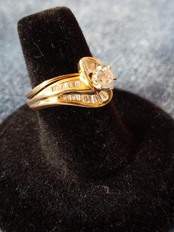 Wedding Ring- NEW PRICE