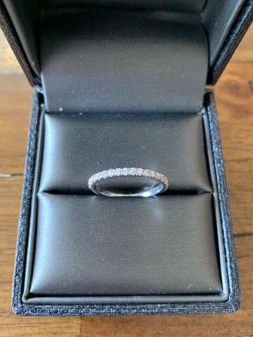 18kt White Gold Wedding