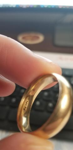 Men's Yellow Gold Wedding