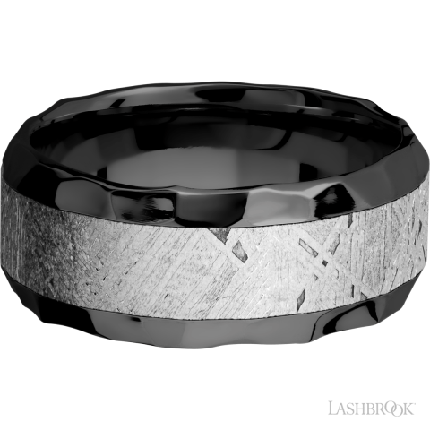 Black Zirconium band with