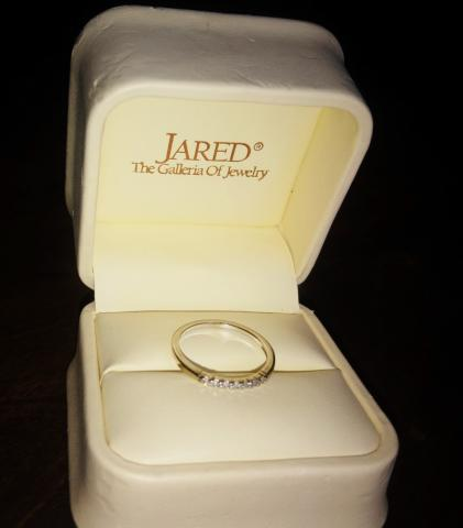 Jared Women's Diamond Anniversary