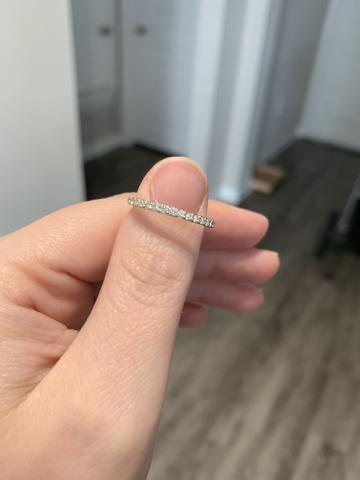 18k Gold and f-g