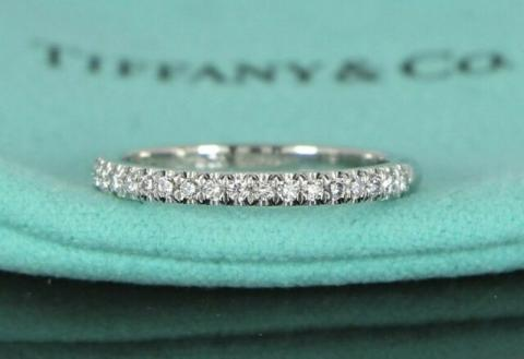 Tiffany Soleste Wedding Band