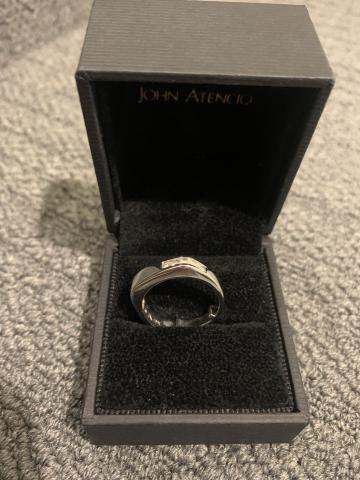 John Atencio Men's Diamond
