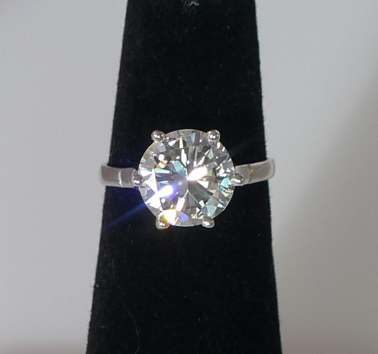 engagement ring princess tiffany diamond co cut logo e products