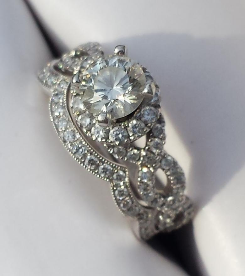 Engagement and Wedding Band Set Jared Jewelry Neil Lane Design