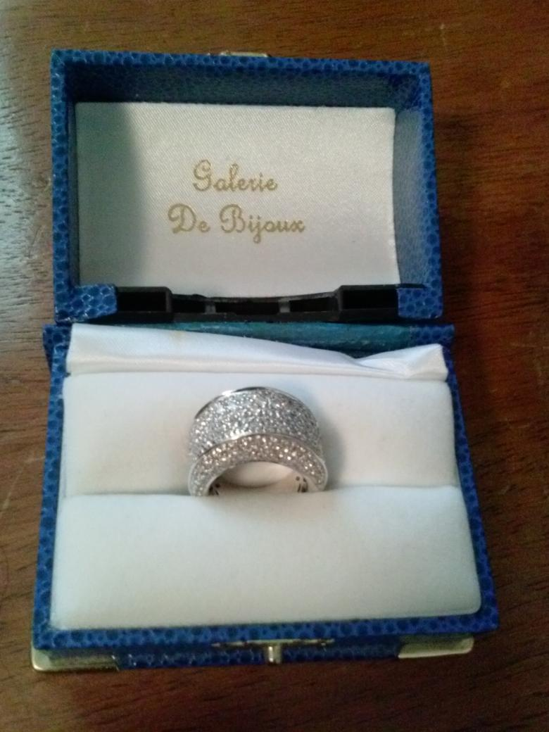 how to get a diamond ring appraised