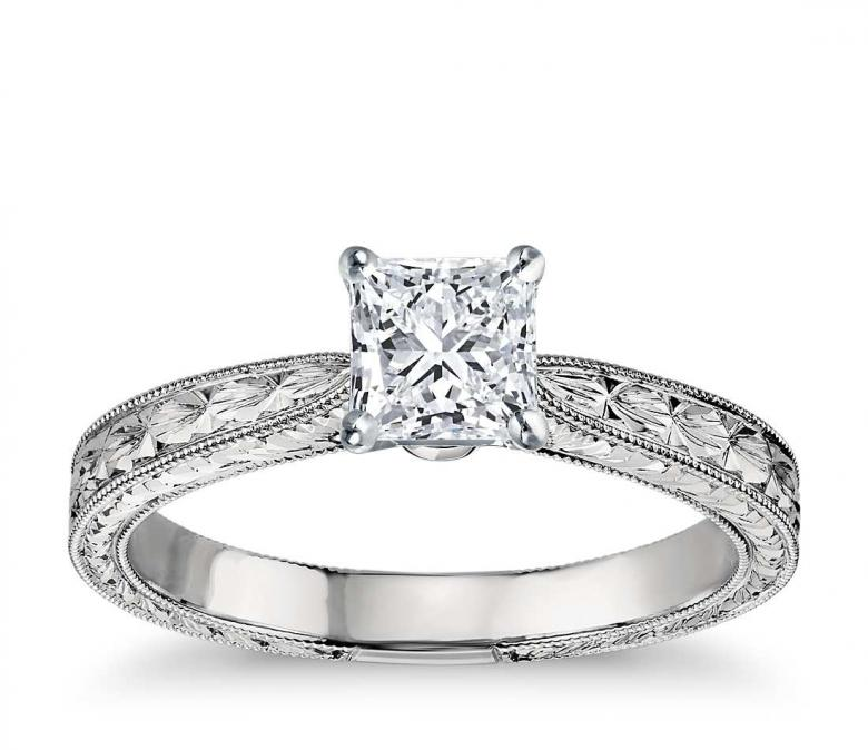ring carat diamond engagement