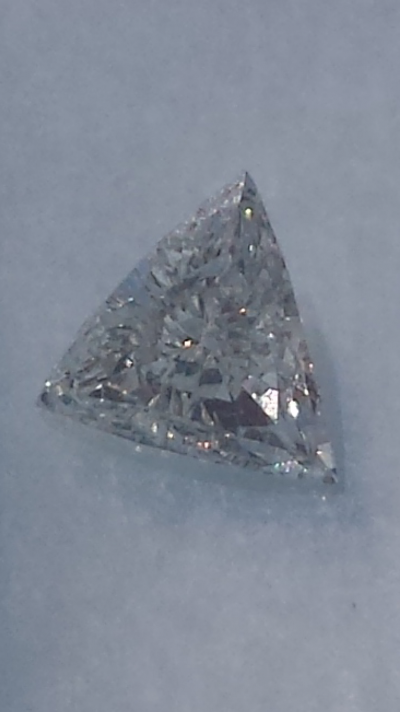 1 3 Carat Loose Trillion Diamond I Do Now I Don T