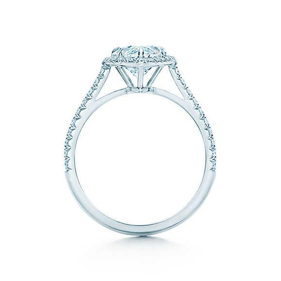 Tiffany's Soleste Engagement Ring