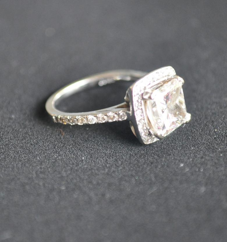 Engagement Ring Memorial Day Sale: LABOR DAY SALE WEEKEND ONLY!! REG PRICE $6995.00 2.35