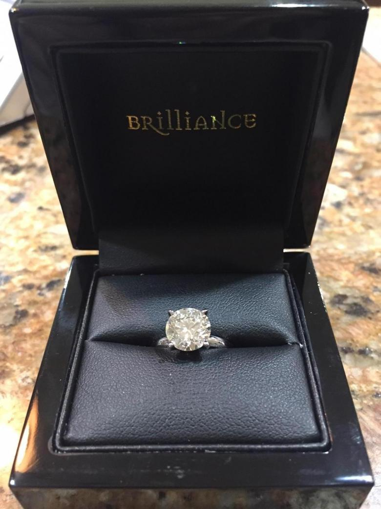 Brand New Spectacular Engagement
