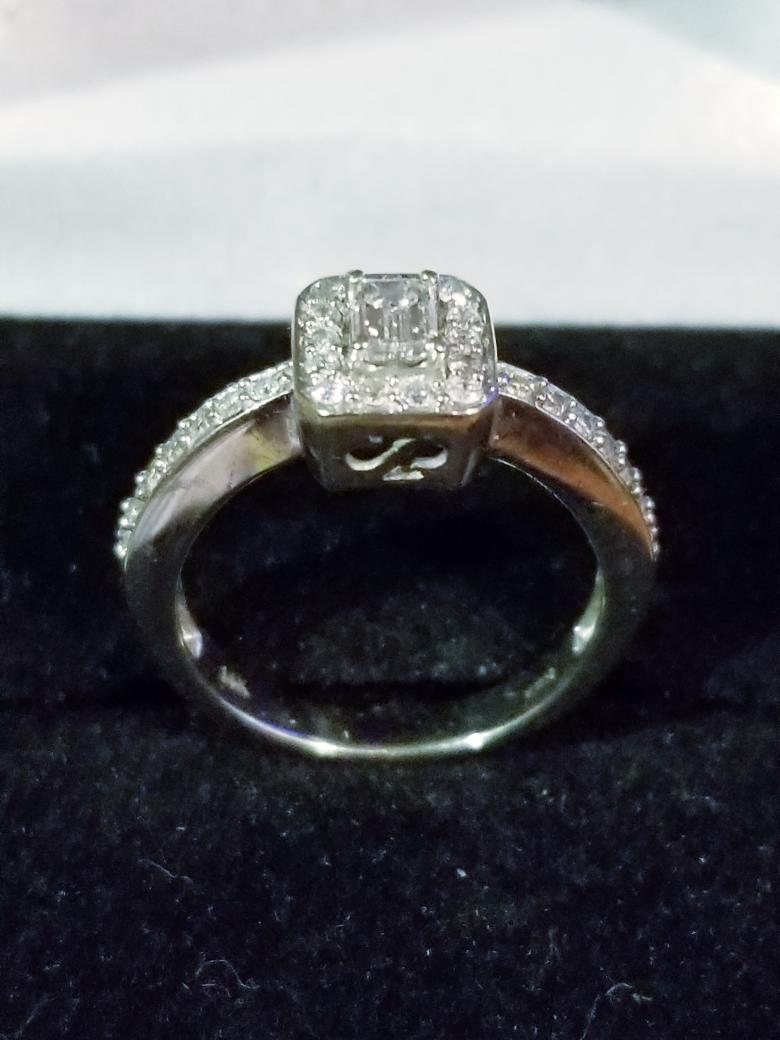 Emerald Cut with Love
