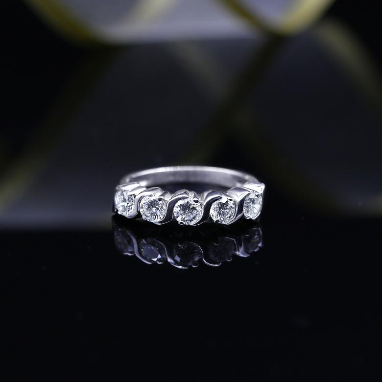 Beautiful Half-Way Wedding Diamond