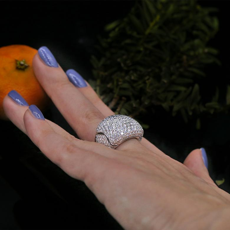 Cocktail Ring with 5.50
