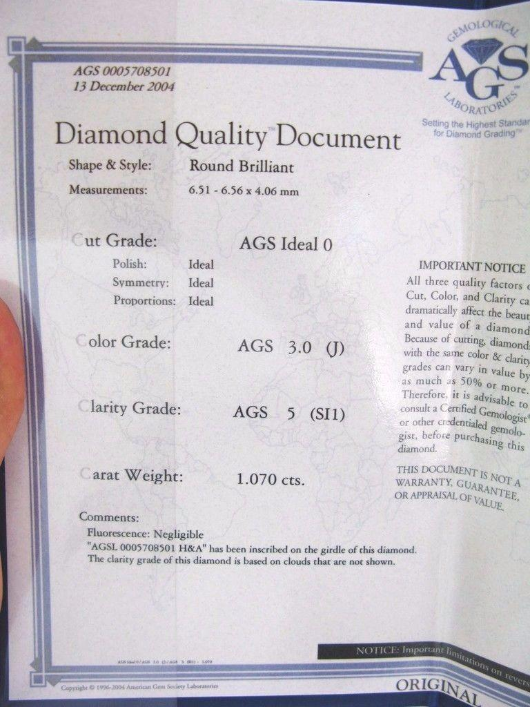 Tacori Platinum NATURAL Diamond