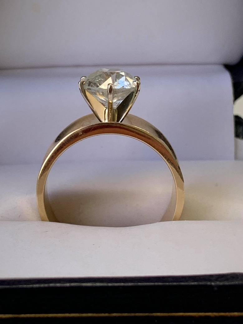 Vintage 14K Yellow Gold