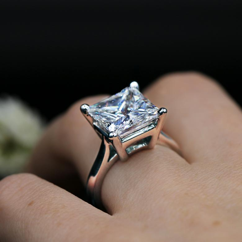 14k White Gold Certified