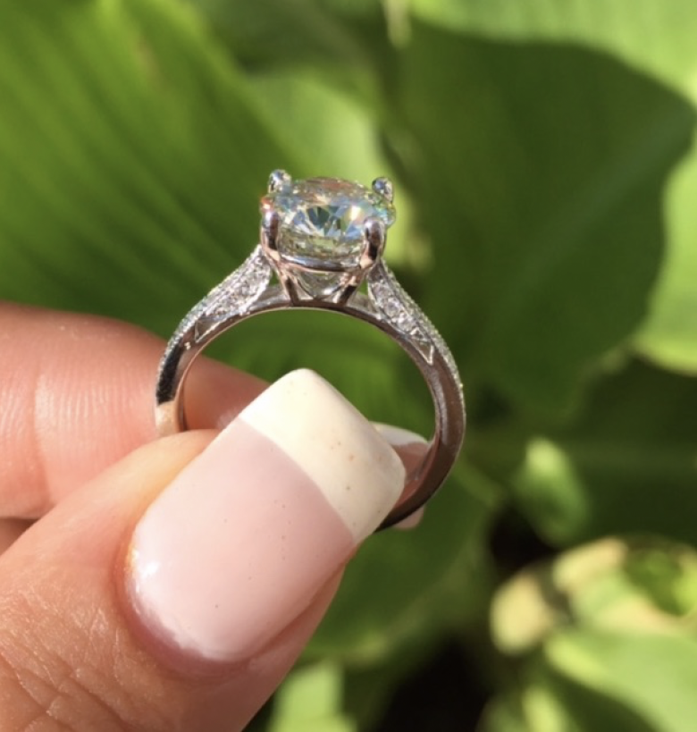 1.71  Engagement ring