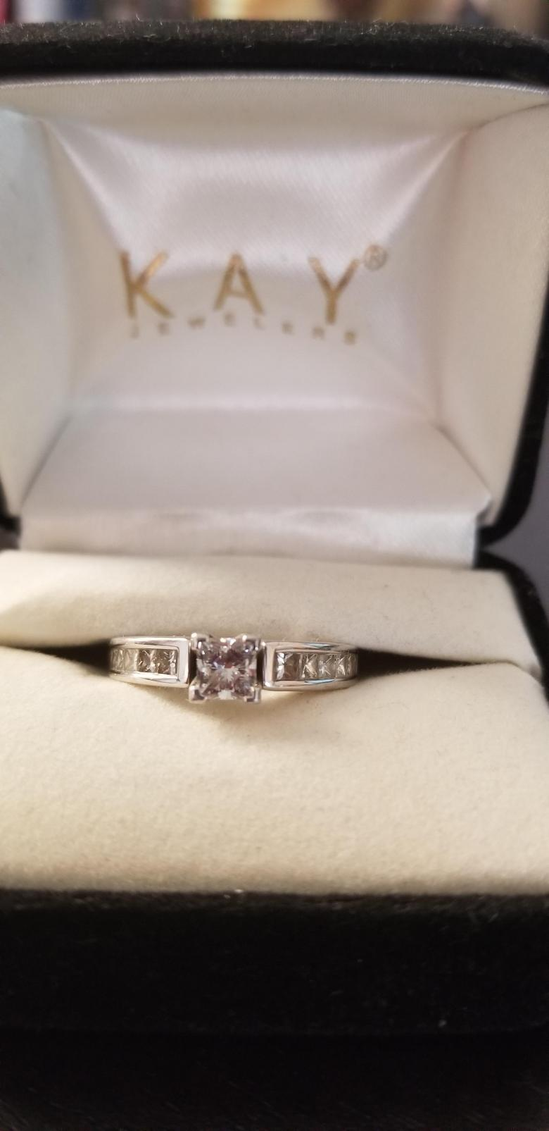 Kay Jewelers 0.5 ct