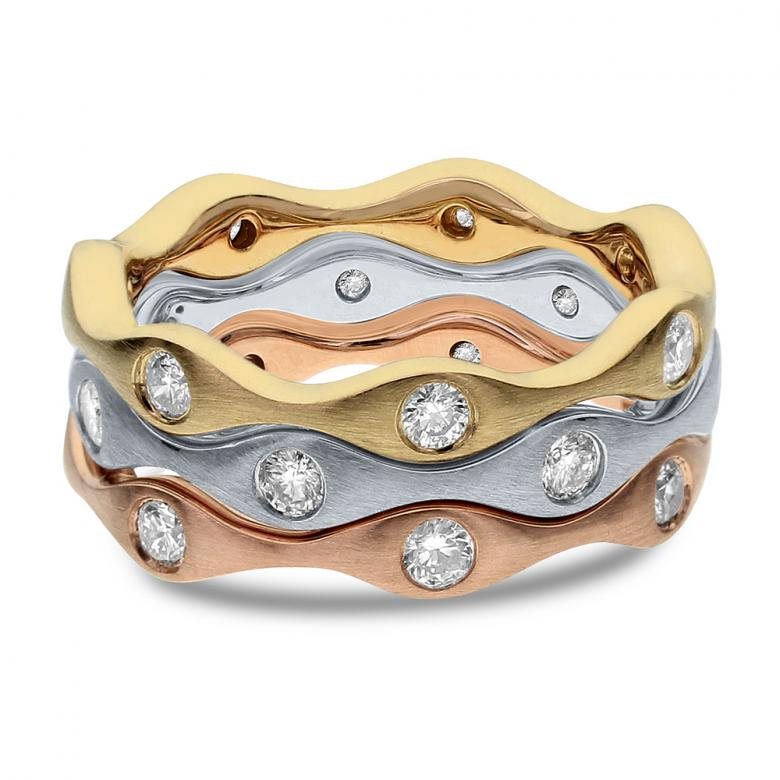 Fashion Ring Set with