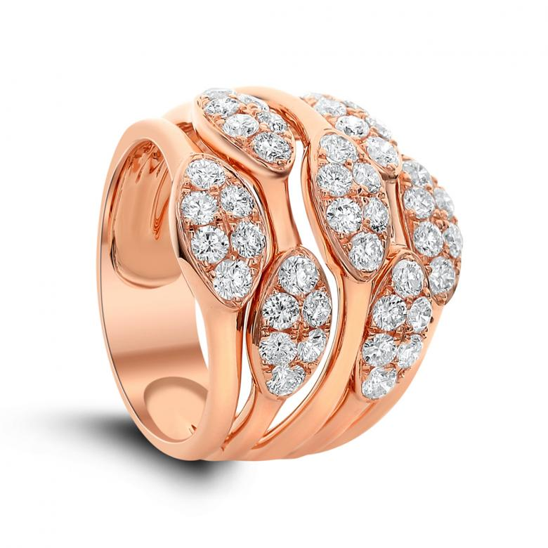 Exclusive Cocktail Ring with