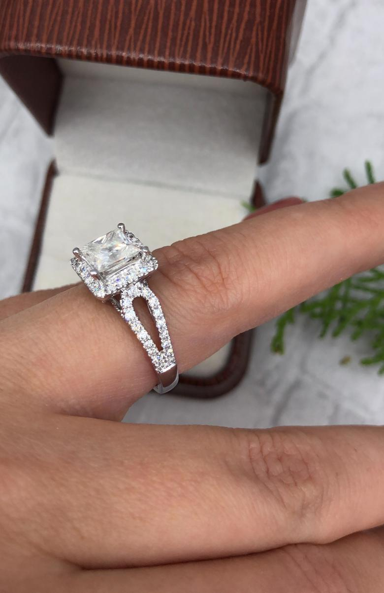 Great 18k White Gold