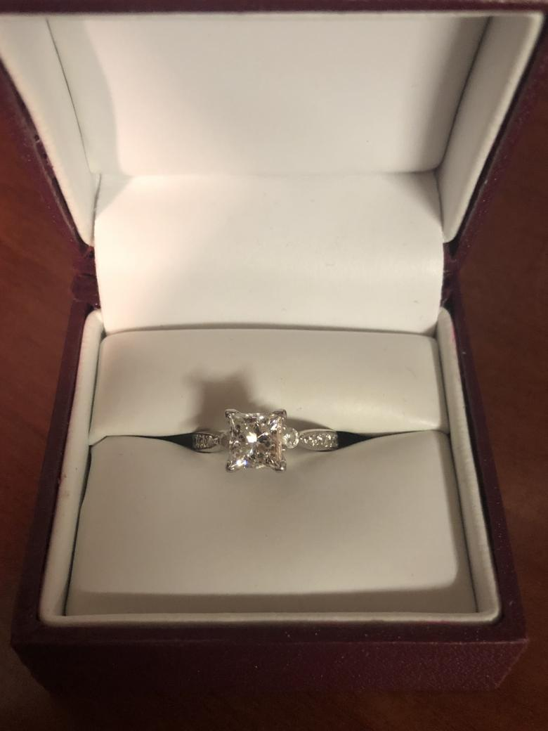 Helzberg 1.71 CT Princess